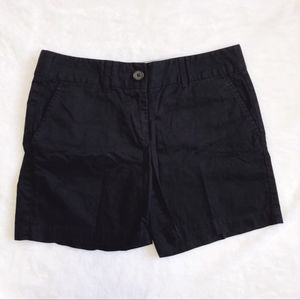 LOFT Black Casual Shorts